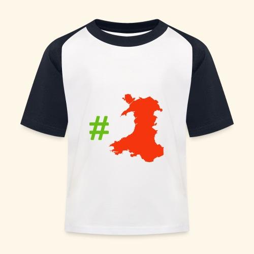Teenage Tee - Kids' Baseball T-Shirt