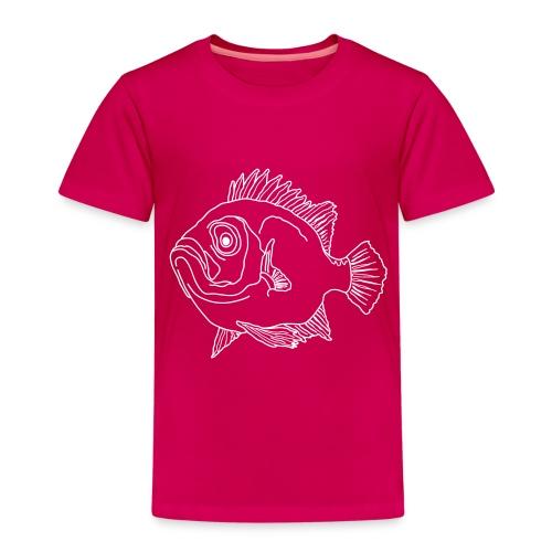 Fische Barsche Ozean Meerwasser Aquarium Angeln - Kinder Premium T-Shirt