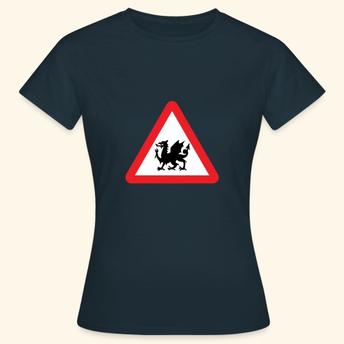 Beware Dragons! - Women's T-Shirt