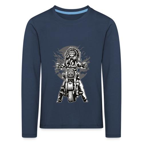 Kids' Premium Longsleeve Shirt - Kids' Premium Longsleeve Shirt