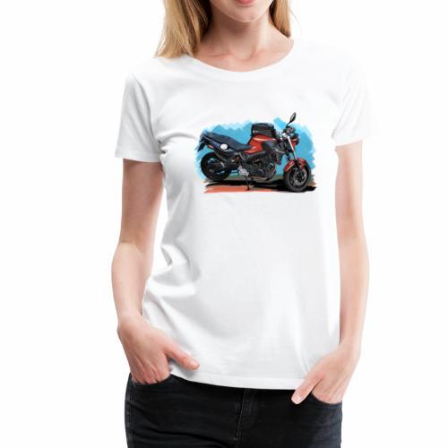Motorrad T-Shirts - Frauen Premium T-Shirt