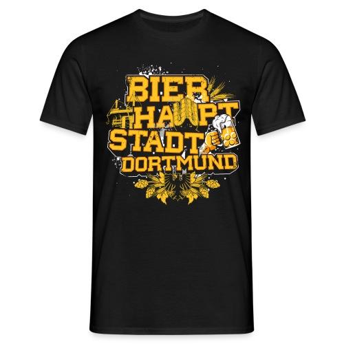 BIERHAUPTSTADT SHIRT  - Männer T-Shirt