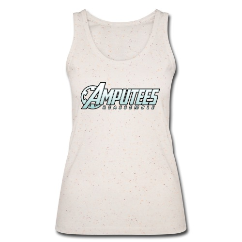 Amputees Reassemble (Women's) - Women's Organic Tank Top by Stanley & Stella