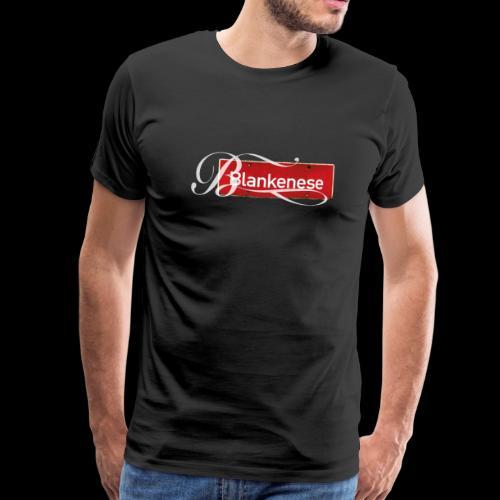 Mein Blankenese, mein Kiez, mein Kiezshirt - Männer Premium T-Shirt