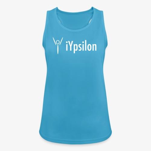 iYpsilon Sport-Tank Top - Frauen Tank Top atmungsaktiv