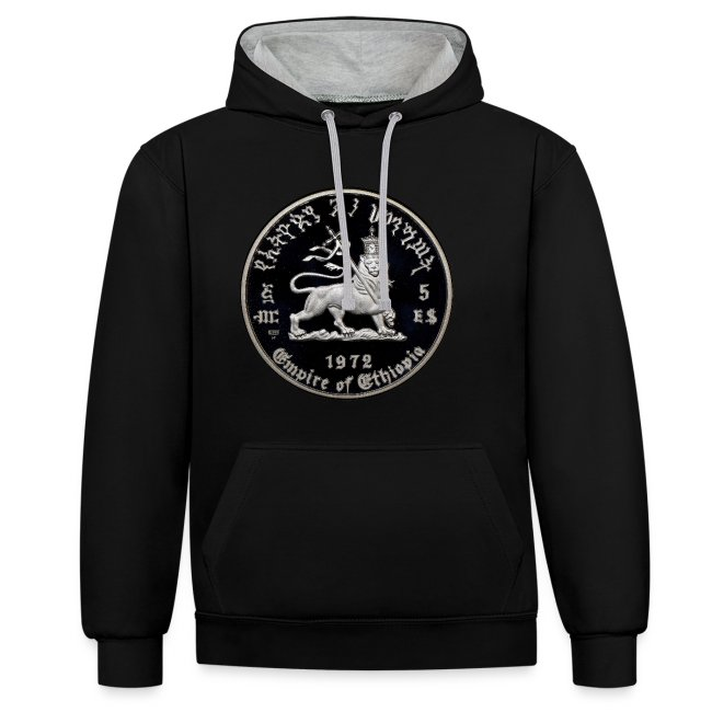 Lion of Judah - Rastafari Hooded - Reggae Hoodie