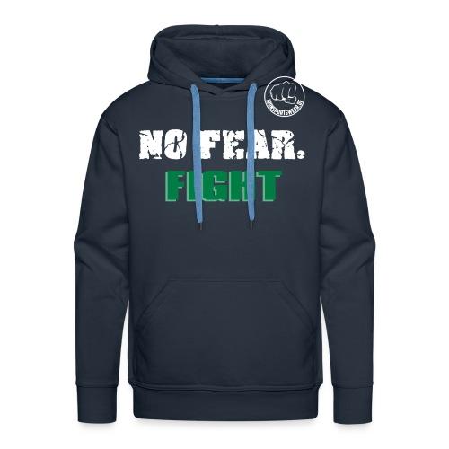 NO FEAR - FIGHT - Männer Premium Hoodie