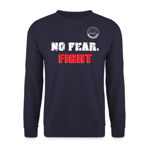 NO FEAR - FIGHT - Männer Pullover