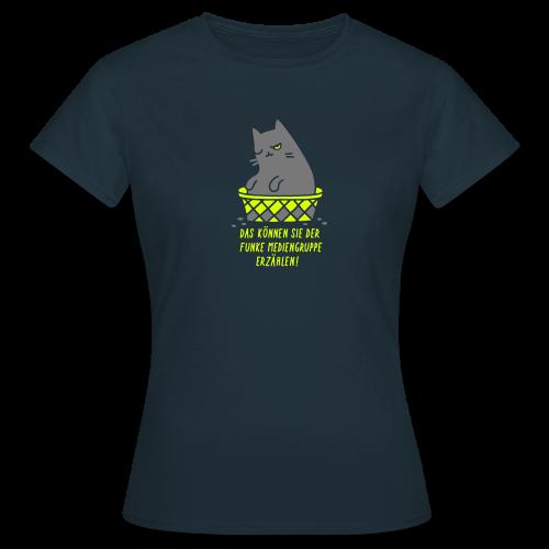 Das können Sie der Funke Mediengruppe erzählen! - Frauen T-Shirt