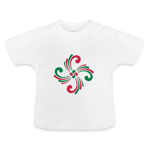 Croix Basque - T-shirt Bébé