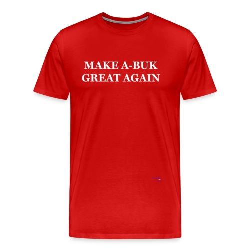 MAGA Ms Tee - Herre premium T-shirt
