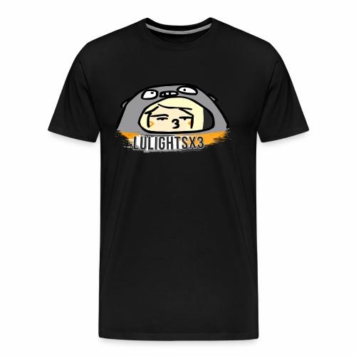 Luser Icon   Männer T-Shirt - Männer Premium T-Shirt