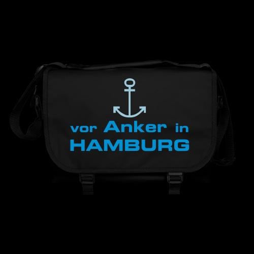 Vor Anker in Hamburg - Umhängetasche
