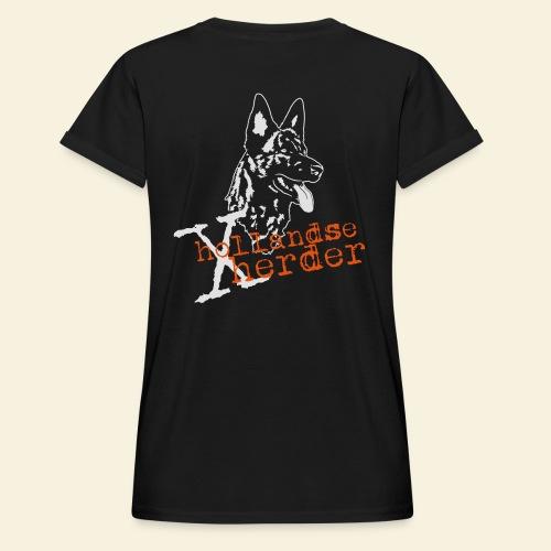 X-Hollandse Herder - Frauen Oversize T-Shirt