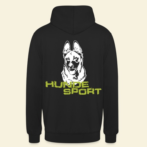 Hundesport-Malinois - Unisex Hoodie