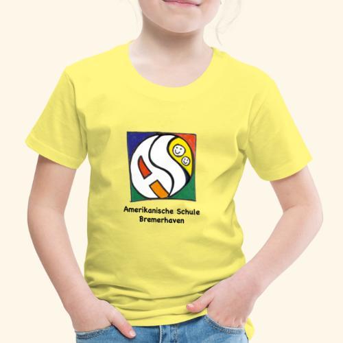 KID Premium [schwarz] - Kinder Premium T-Shirt