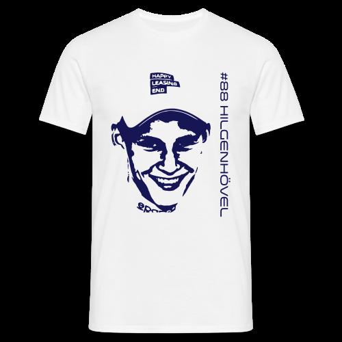 T-Shirt Kevin Hilgenhövel weiß - Männer T-Shirt
