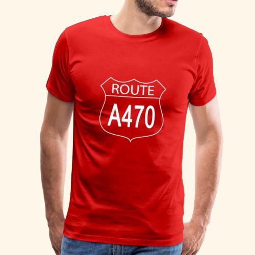 A470 Classic - Men's Premium T-Shirt