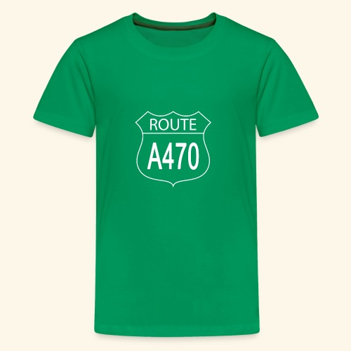 Teenage A470 Tee - Teenage Premium T-Shirt