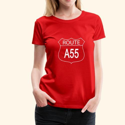 A55 Classic - Women's Premium T-Shirt