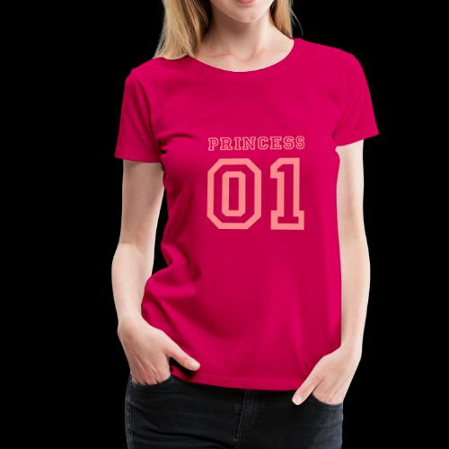 Princess - Camiseta premium mujer