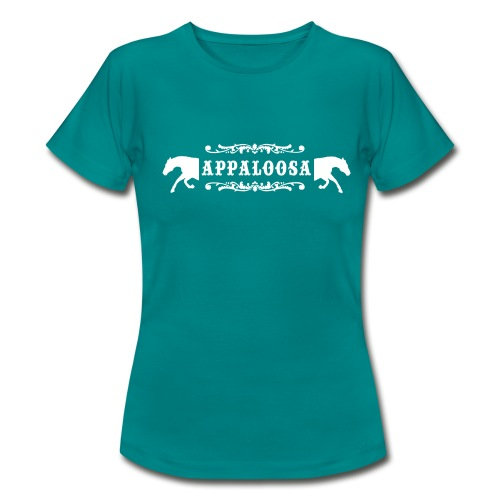 Appaloosa Damen Shirt - Frauen T-Shirt
