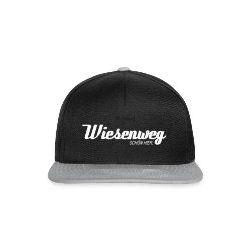 Wiesenweg modern | Cap Unisex - Snapback Cap