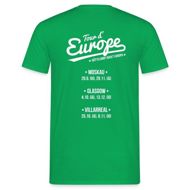 Tour d'Europe 2018