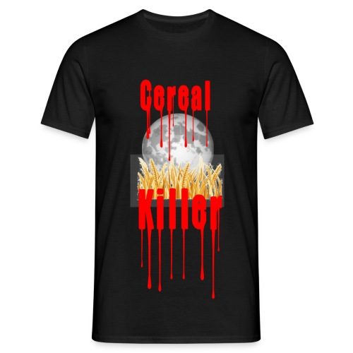 Boys 'Cereal Killer' - Men's T-Shirt