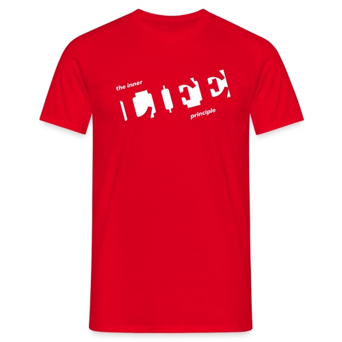 Life - the inner principle - Men's T-Shirt