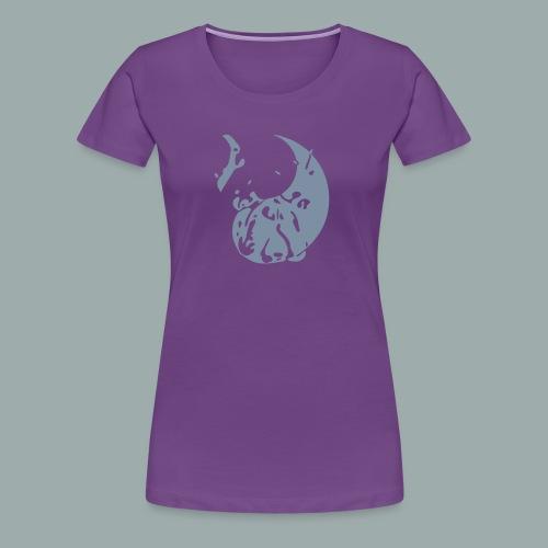 Le Yin et le Yang  - T-shirt Premium Femme