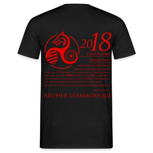 Tshirt Commémoratif18 H - T-shirt Homme