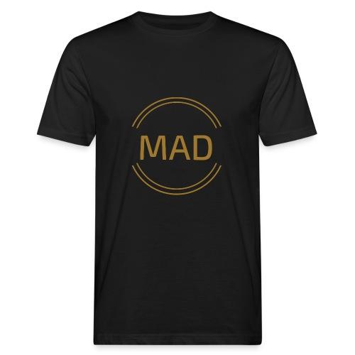 Camiseta MAD Hombre ORO - Camiseta ecológica hombre