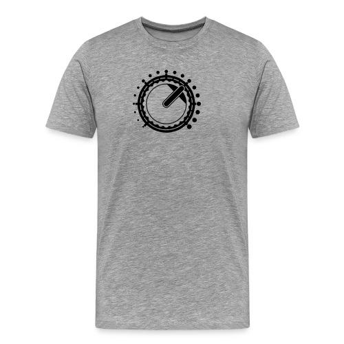 Knob Black - Men's Premium T-Shirt