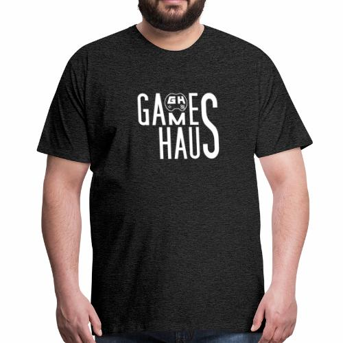 GamesHaus Basic 2018 - Männer Premium T-Shirt