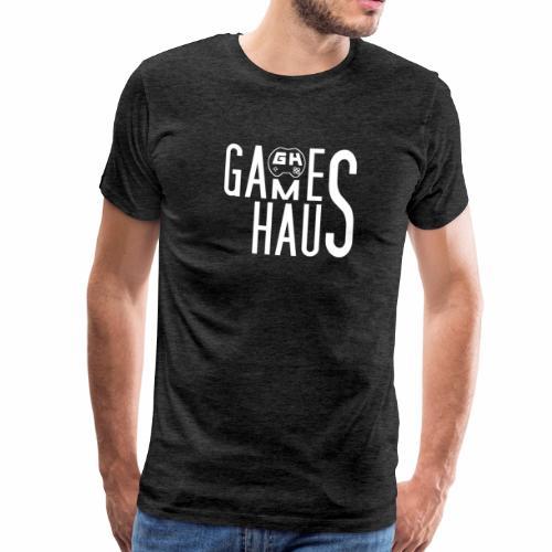 GamesHaus Basic 2018 - Männer Premium T-Shirt