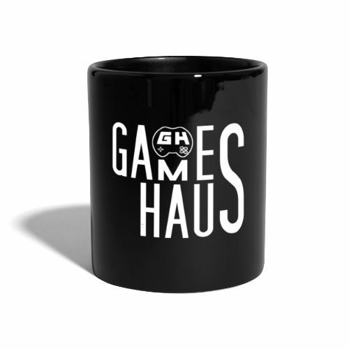 Tasse mit Henkel (ohne Inhalt)  - Tasse einfarbig