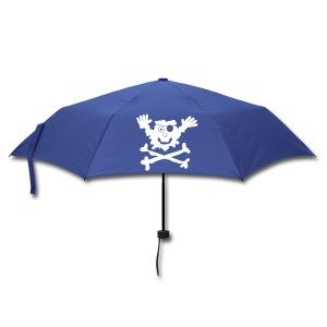 Monsterpirat - Regenschirm (klein)