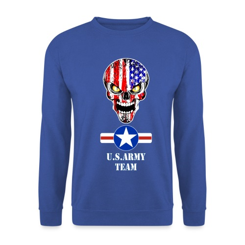 USA team - Sweat-shirt Homme