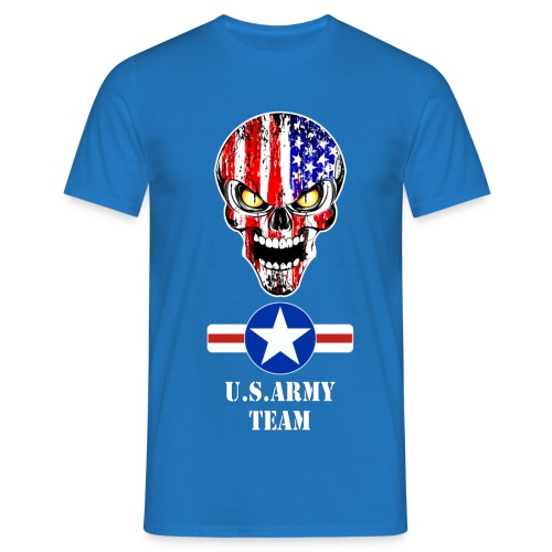 USA team - T-shirt Homme