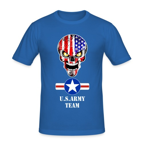 USA team - T-shirt près du corps Homme