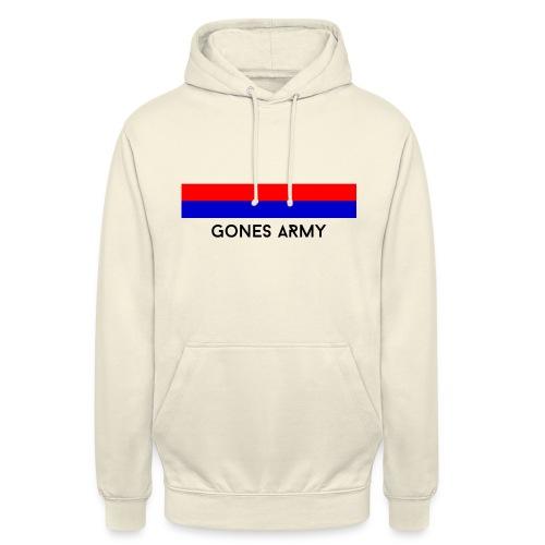 Sweat à Capuche Homme - GonesArmy - Sweat-shirt à capuche unisexe