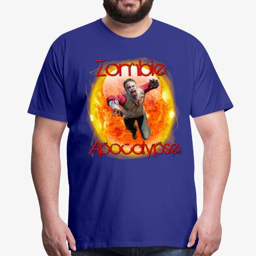 OutKasts.EU Zombie Men's Premium T-Shirt - Men's Premium T-Shirt