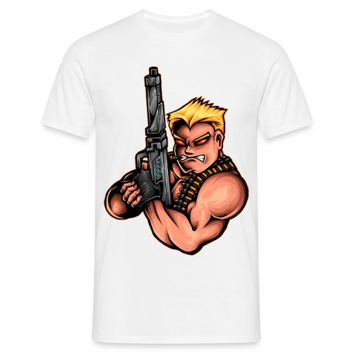 Super Soldier - Männer T-Shirt