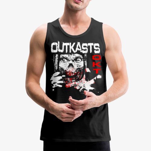 OutKasts.EU Scum OKT Men's Premium Tank Top - Men's Premium Tank Top