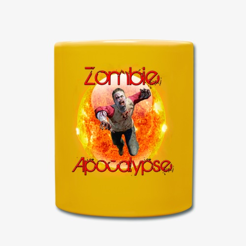 OutKasts.EU Zombie Full Colour Mug - Full Colour Mug