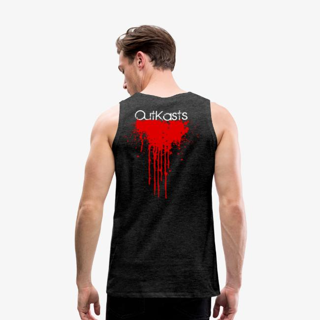 OutKasts.EU Scum Men's Premium Tank Top