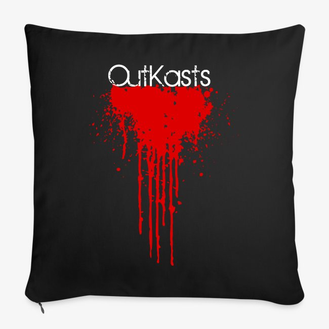 OutKasts.EU Scum Sofa pillow cover 44 x 44 cm