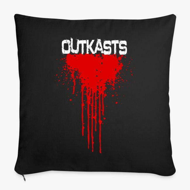 OutKasts.EU Scum OKT Sofa pillow cover 44 x 44 cm