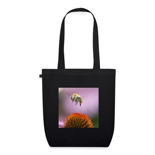 Biene Blume - Bio-Stoffbeutel
